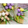 Цветы в букеты (Изготовление от 3 дней)